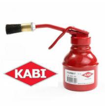 Kabi ragasztóadagoló - kézi pumpás ecset - piros