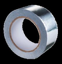 Tiszta alumínium ragasztószalag 75 mm x 50 m - kültéri-beltéri