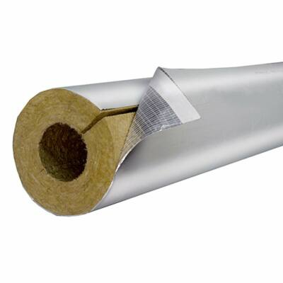 Paroc alukasírozott kőzetgyapot csőhéj 76/100